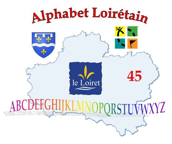 Alphabet Loirétain