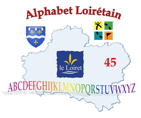 Alphabet Loirétain