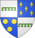 Blason d'Escrennes