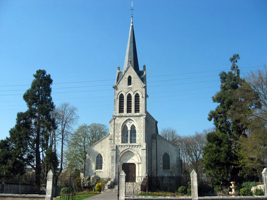 Eglise saint-Pryvé