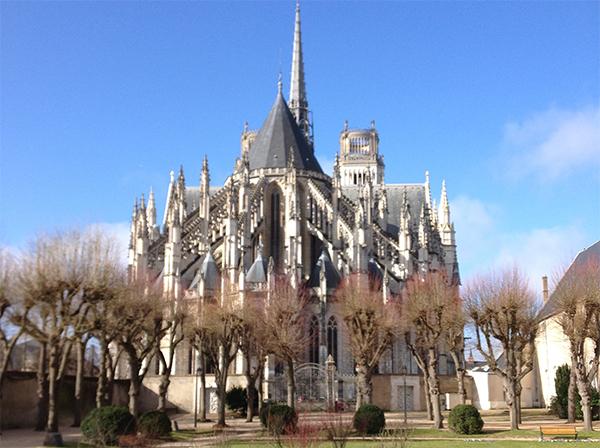 L'Evêché d'Orléans