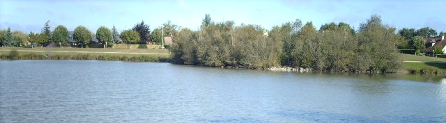 Le lac de bel Air